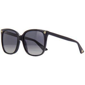 Gucci Oversize Style Gray Polarized Lens